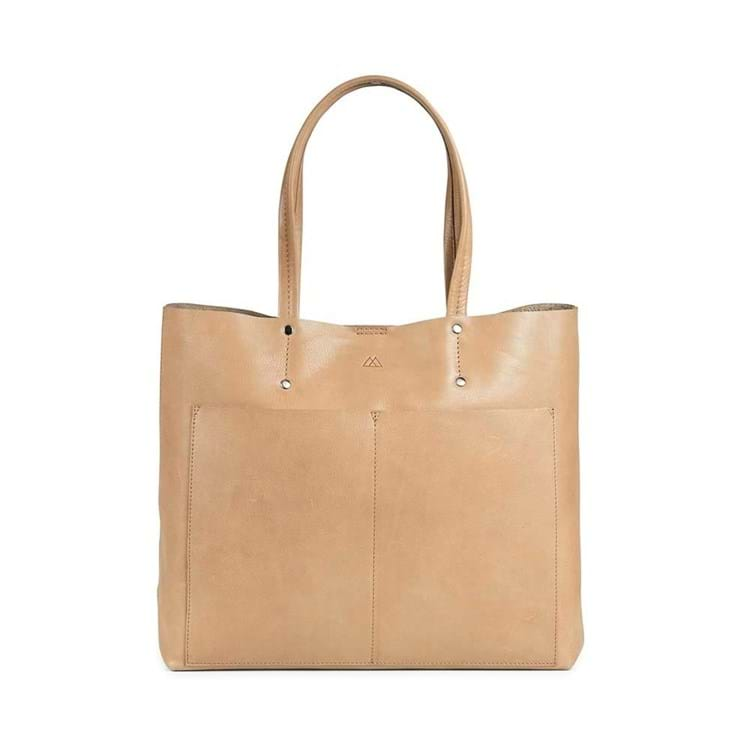 Shopper Jayda Antique Camel 1