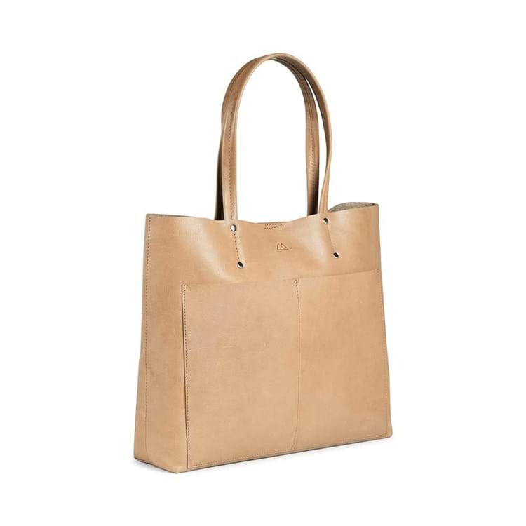 Shopper Jayda Antique Camel 2