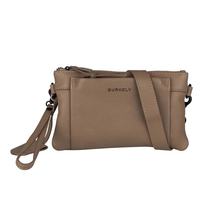 Cross body Minimal Mae X OverM Taupe 1