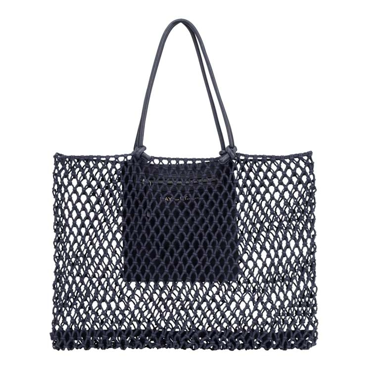 Shopper Day Net Navy 1