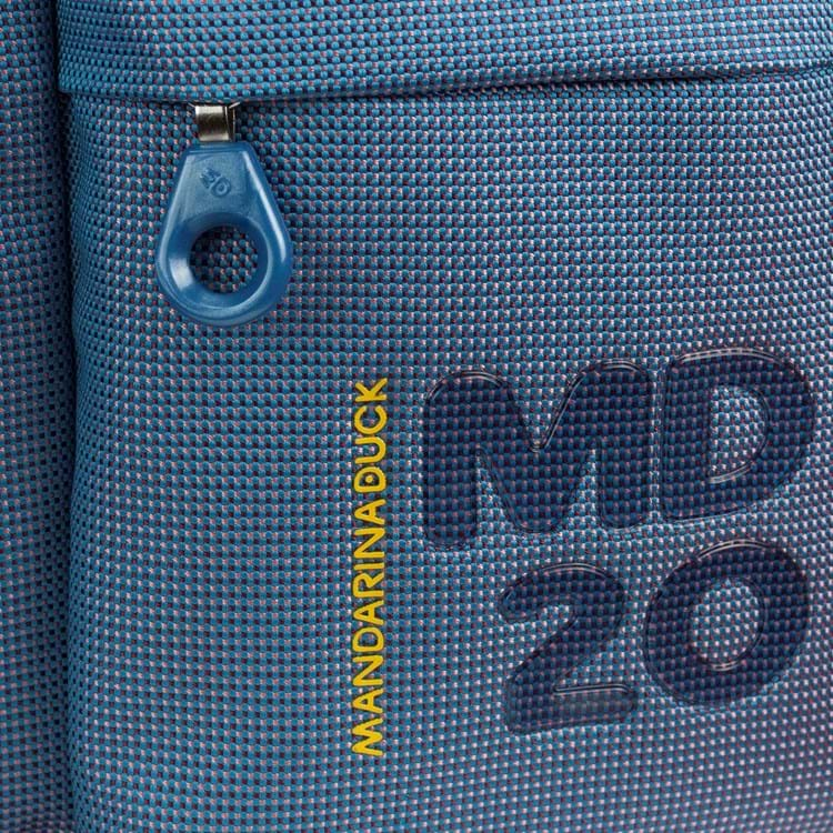 Mandarina Duck Crossbody MD20 Pop Blå/lyseblå 4