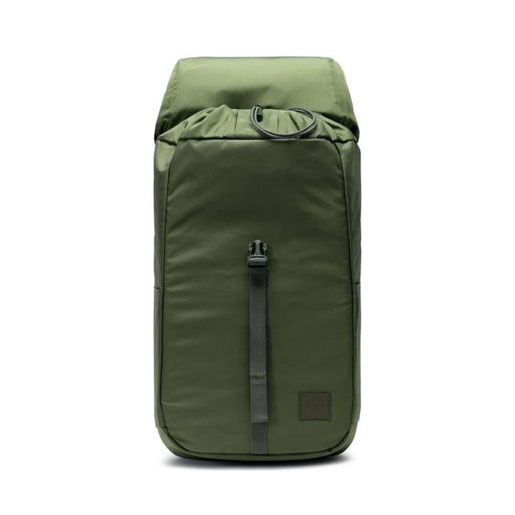 Herschel Rygsæk Thompson Light Army Grøn 2