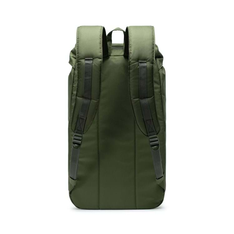 Herschel Rygsæk Thompson Light Army Grøn 4