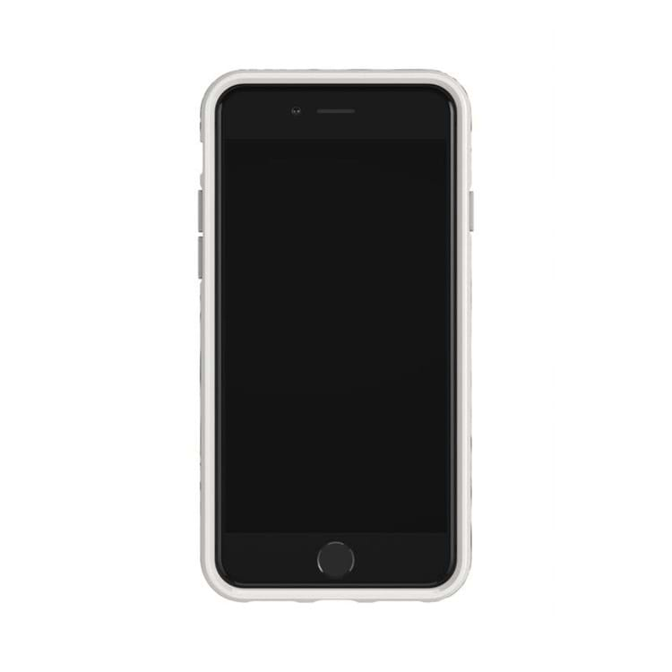 iPhone Cover White Marble Trop Hvid blomst 2