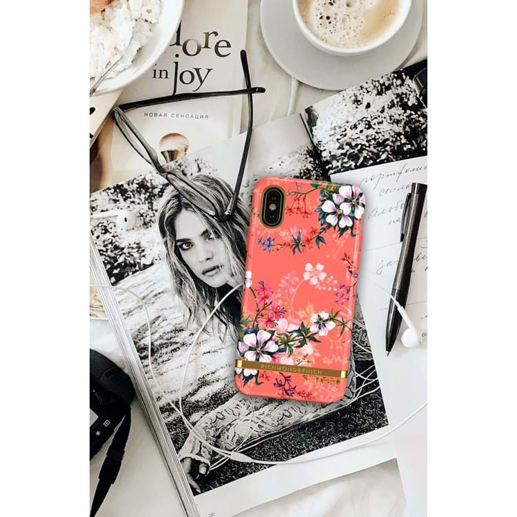 iPhone X/XS Cover Koral 4