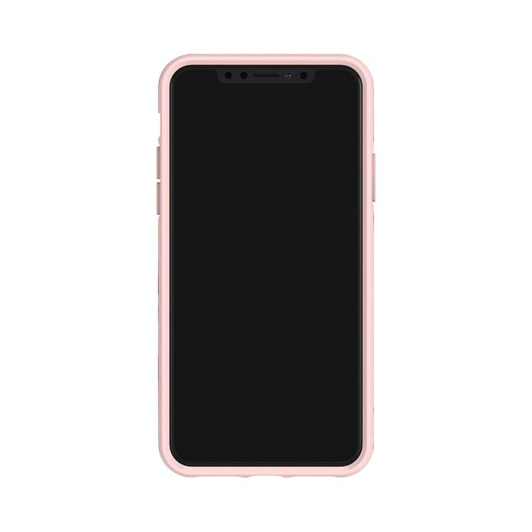 iPhone X/XS Cover Pink Blomst 2