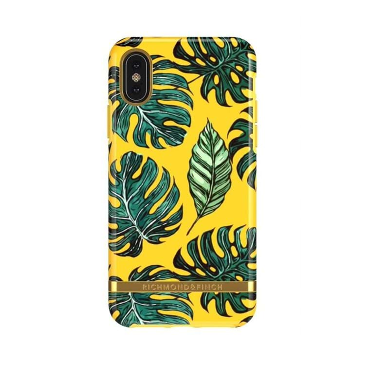iPhone Cover Tropical Sunset Gul 1