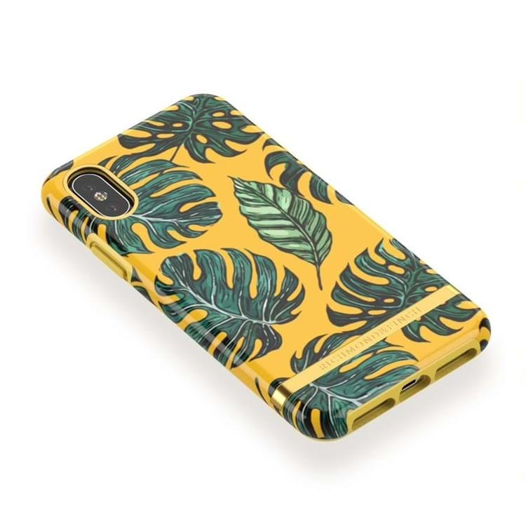 iPhone Cover Tropical Sunset Gul 4