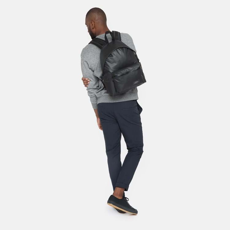 Eastpak Rygsæk Padded Pak'r Sort/sort rubber 4