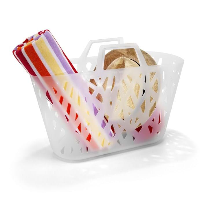 Shopper Nestbasket Transparent 3