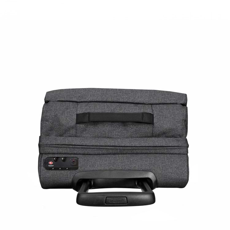 Eastpak Kuffert Trans4 Black denim 5