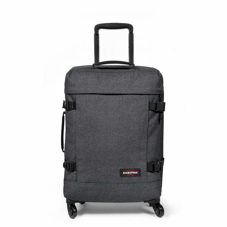 Eastpak Kuffert Trans4 Black denim 1