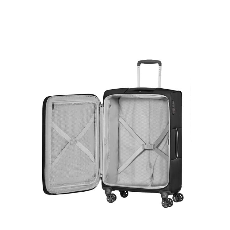 Samsonite Kuffert PopSoda Sort 3