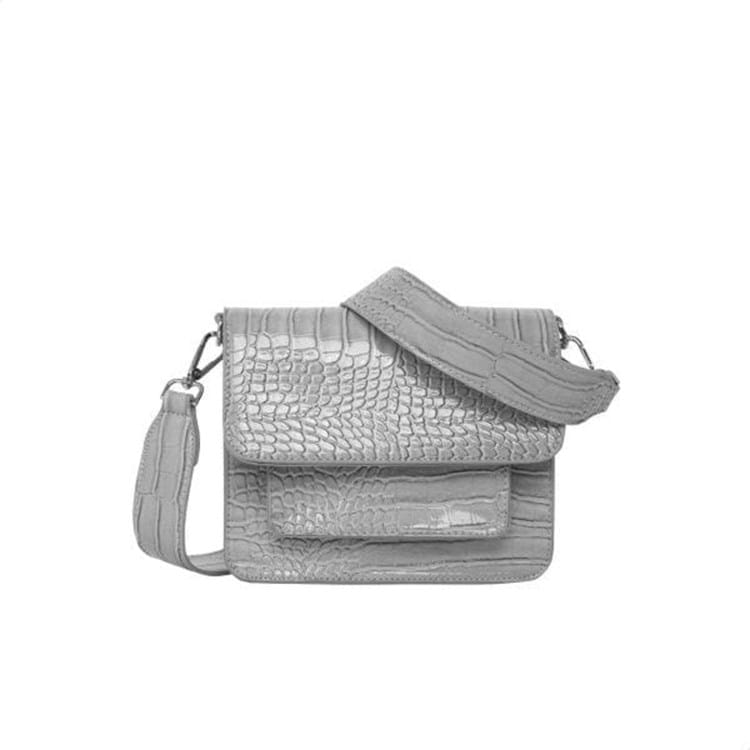 Crossbody Cayman Pocket Grå 1