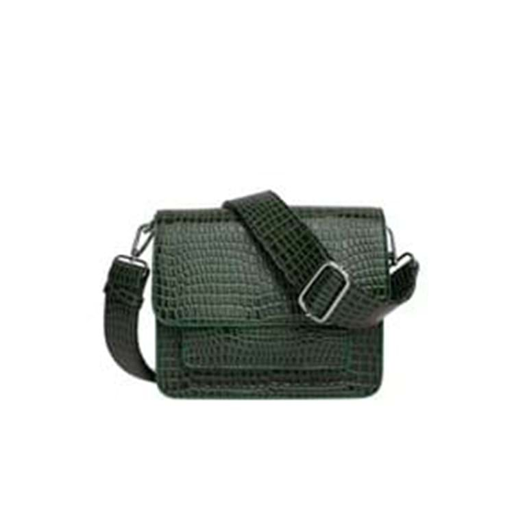 Crossbody Cayman Pocket M. Grøn 1