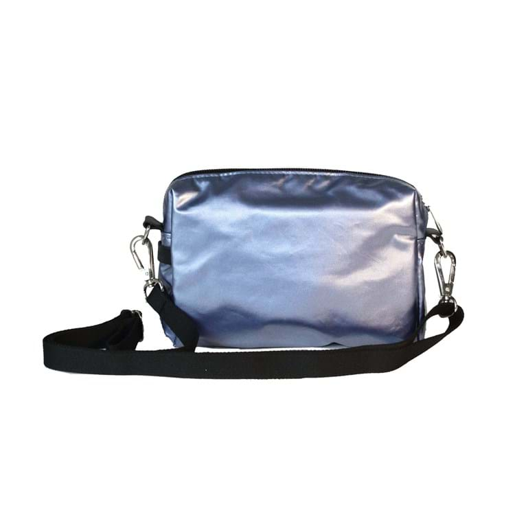 Crossbody Mini M. blå 1