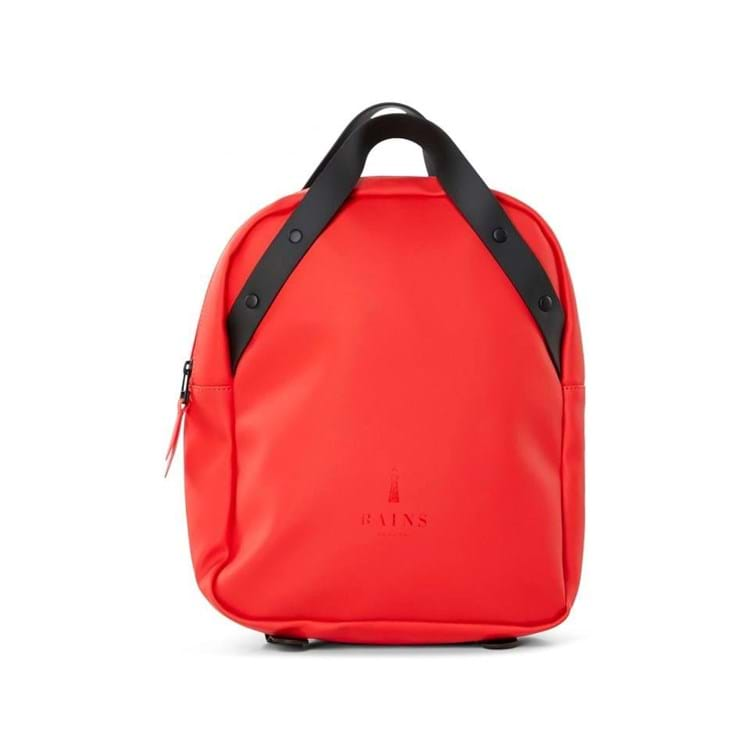 Rains Rygsæk Backpack Go Rød 1