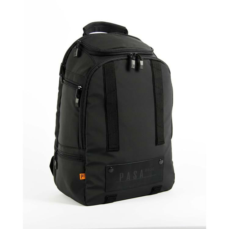Rygsæk The Pasa Backpack Sort 2