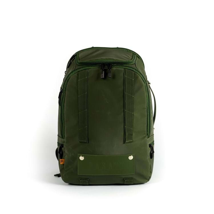 Pasabags Rygsæk The Pasa Backpack Army Grøn 1