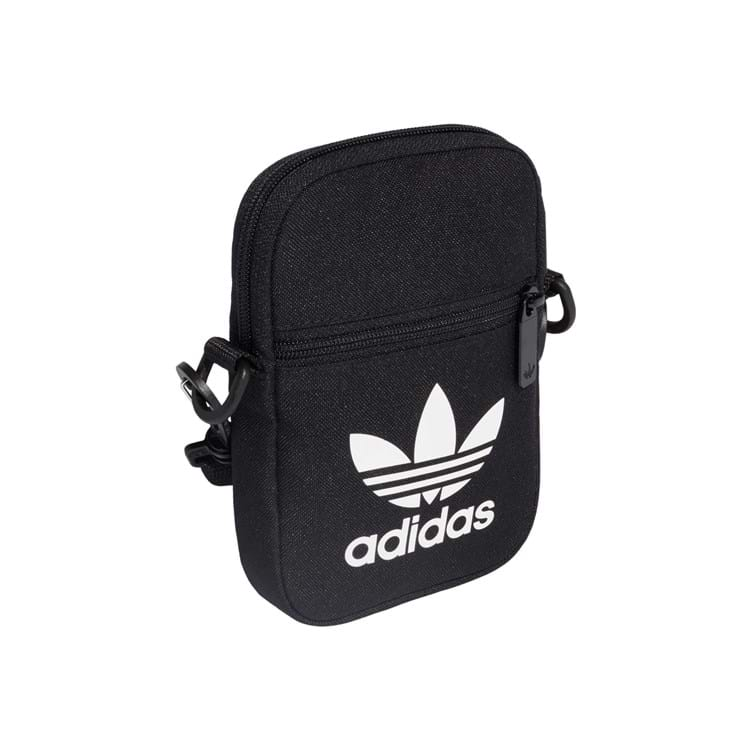 Adidas Originals Skuldertaske Fest Bag Trefoil Sort 2