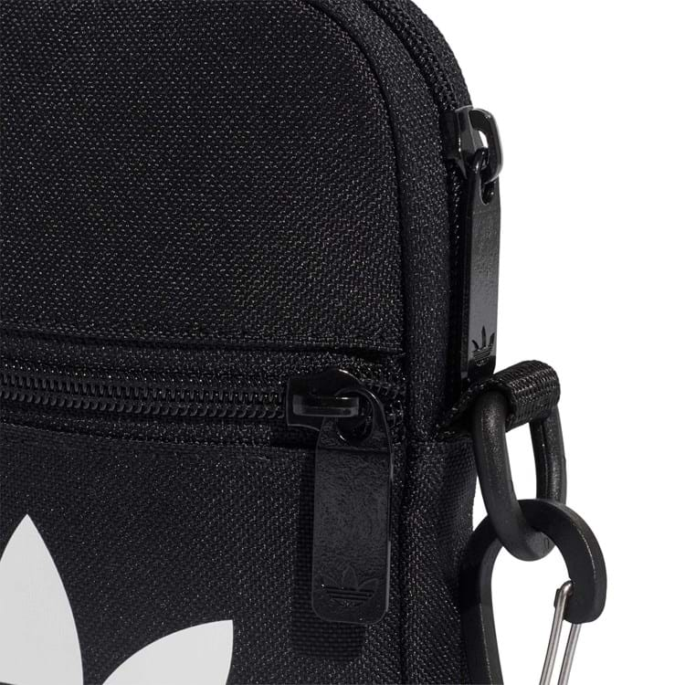 Adidas Originals Skuldertaske Fest Bag Trefoil Sort 4