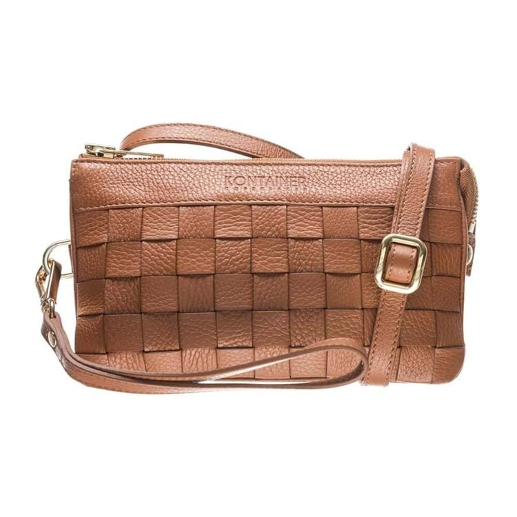 Crossbody Crush mini Camel 1