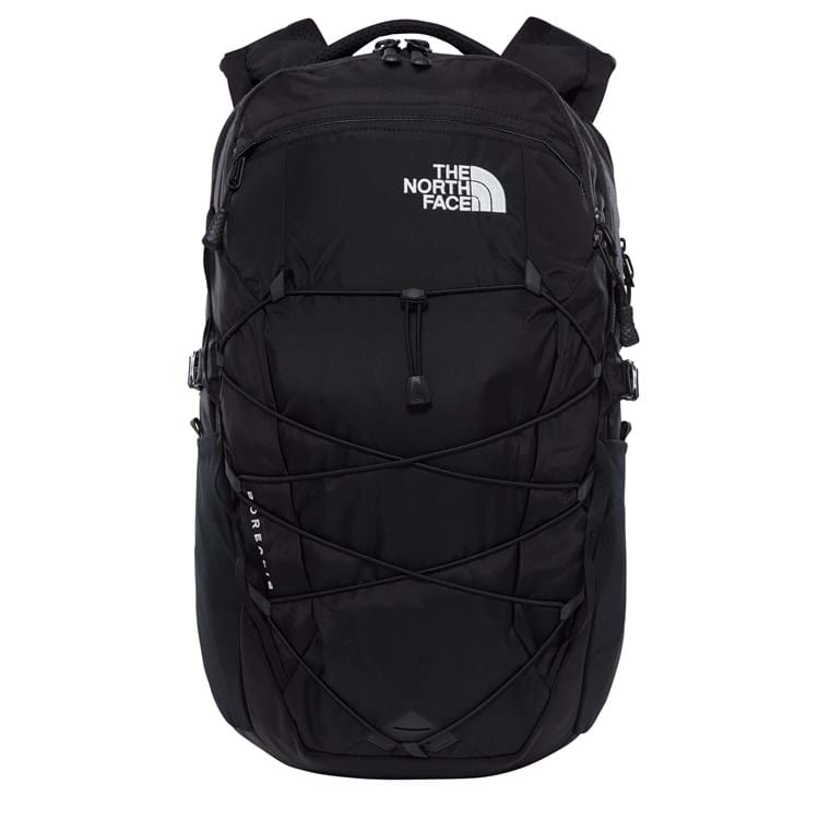The North Face Rygsæk Borealis Sort 1