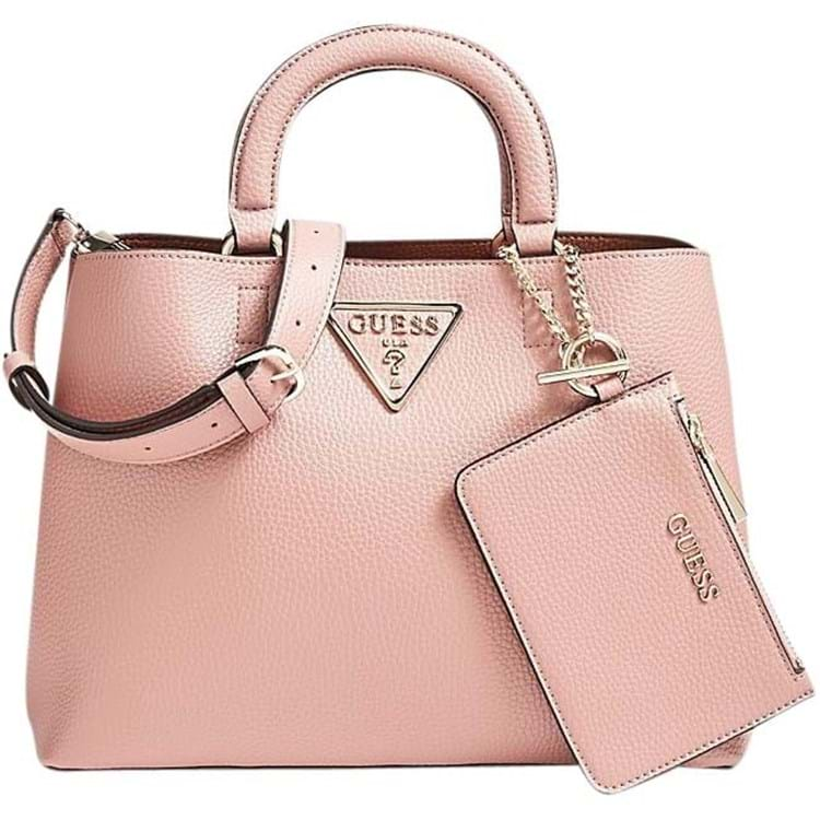 Guess Håndtaske Aretha Girlfriend  Rosa 1