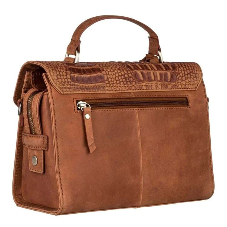 Crossbody About Ally Cognac 4