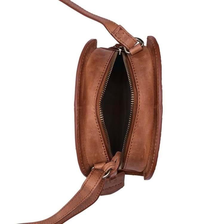 Crossbody About Ally X over S Cognac 3
