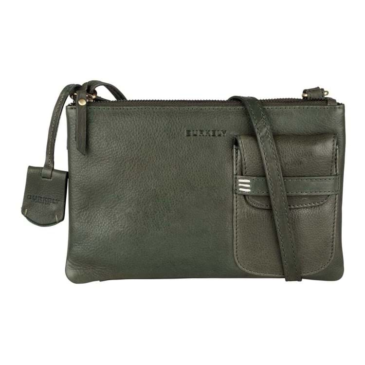 Burkely Crossbody Craft Caily X-Over M Grøn 1