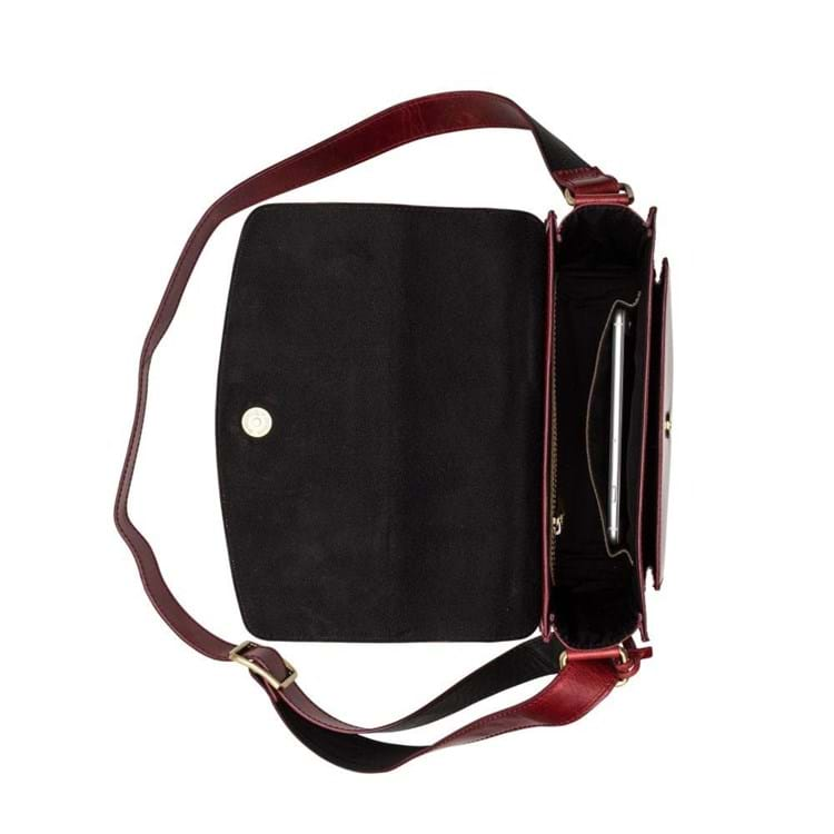 Burkely Crossbody Edgy Eden X Over L Rød 3