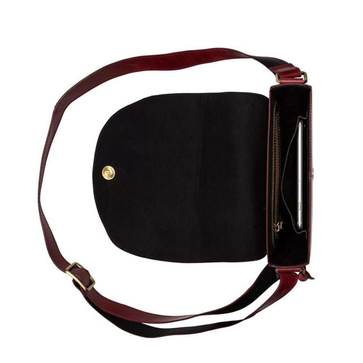 Crossbody Edgy Eden X Over M Rød 3