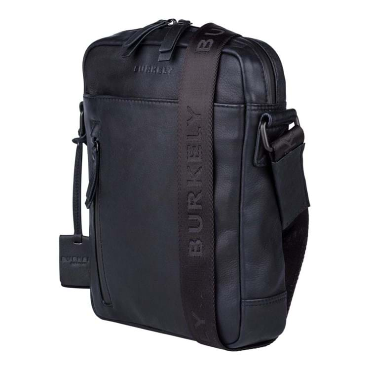Burkely Crossbody Rain Riley X-Over Blå 2