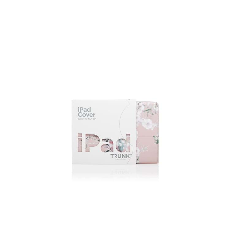 iPad Cover  Pink Blomst 2