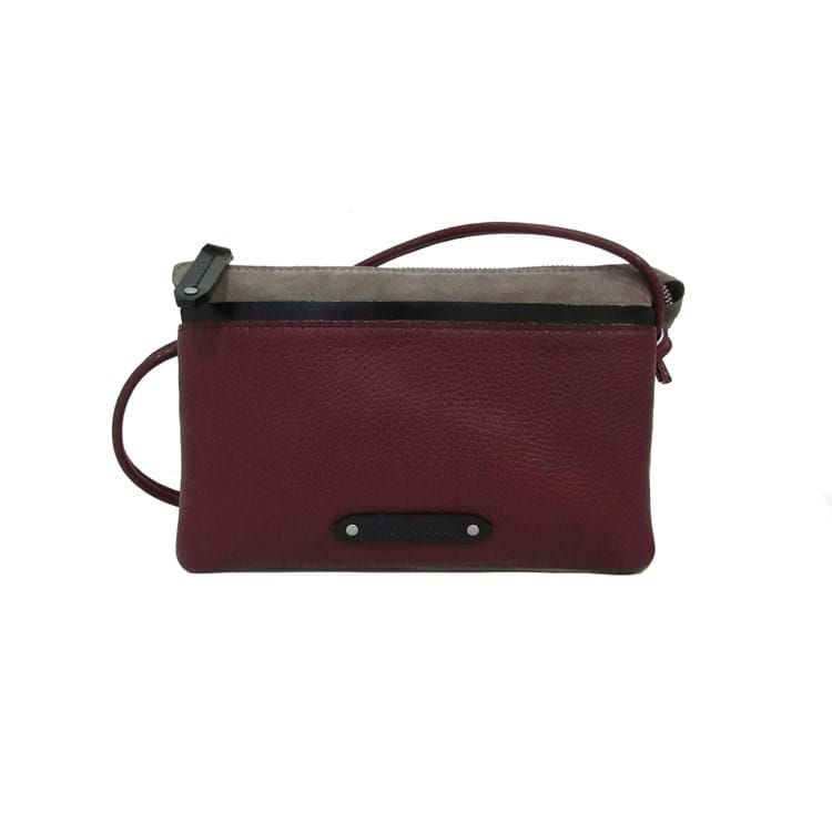 Clutch Bordeaux 1