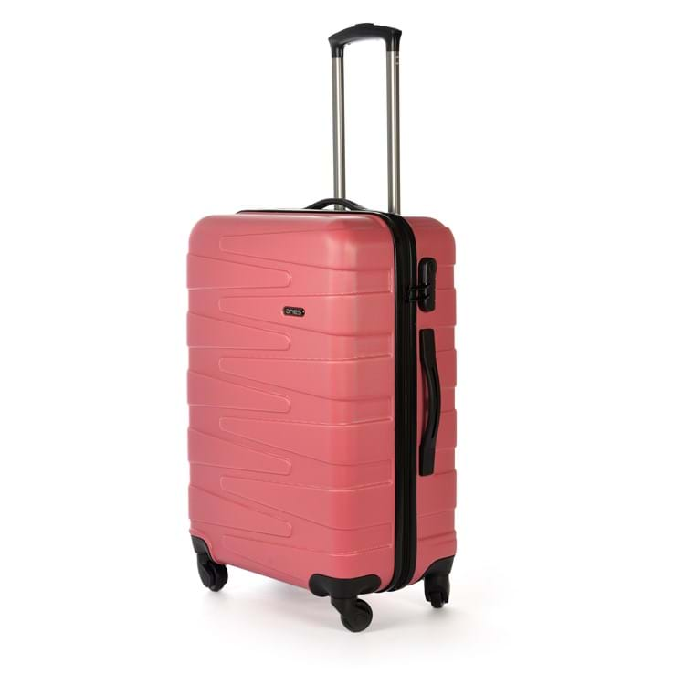 Aries Travel Kuffert Marseille Rosa 3