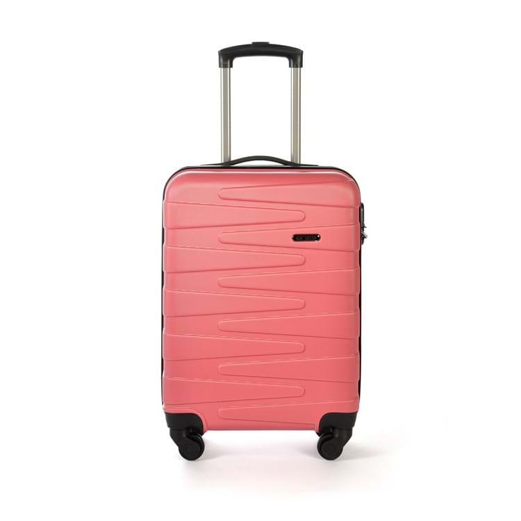 Aries Travel Kuffert Marseille Rosa 1