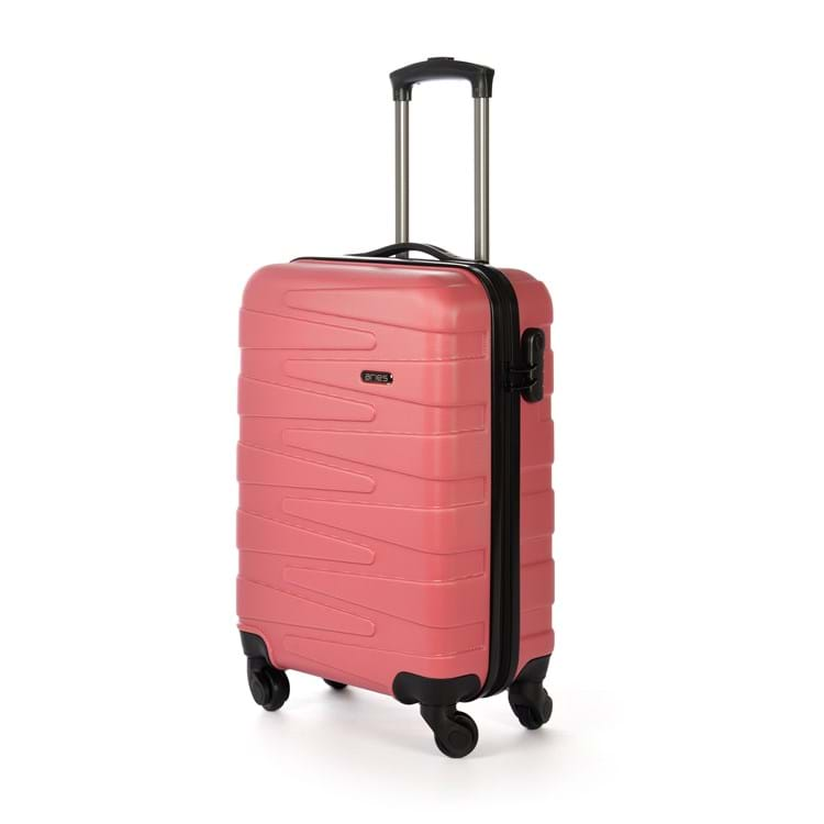 Aries Travel Kuffert Marseille Rosa 2