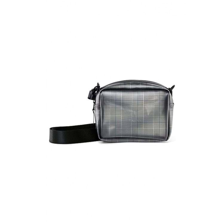Rains Crossbody Check Box Bag Grå tern 1