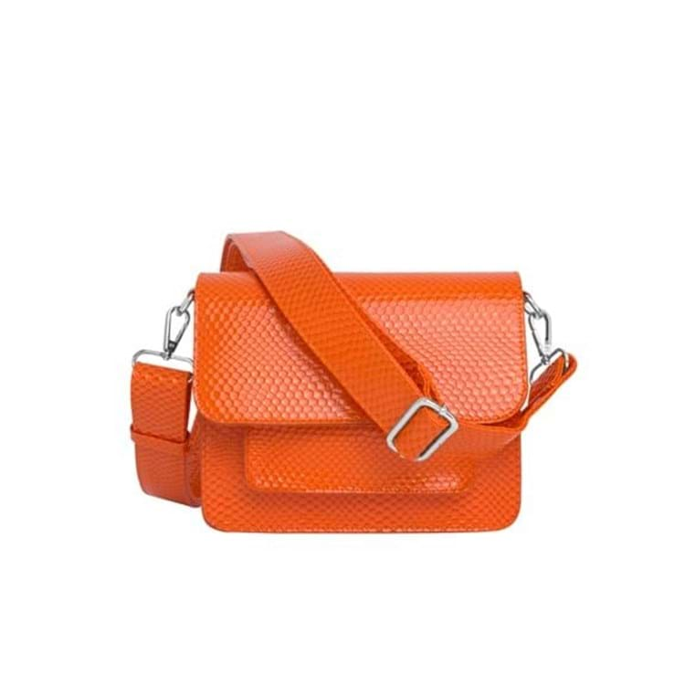 Hvisk Crossbody Cayman Orange 1