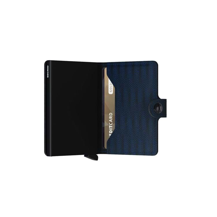 Secrid Kortholder Mini wallet Blå 4