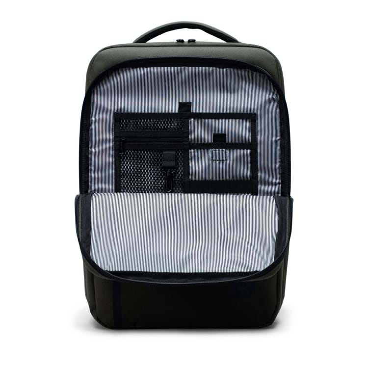 Herschel Rygsæk Travel Backpack M. Grøn 2