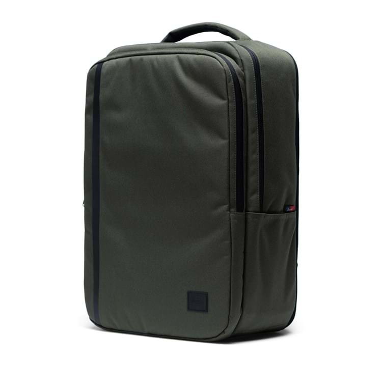 Herschel Rygsæk Travel Backpack M. Grøn 4