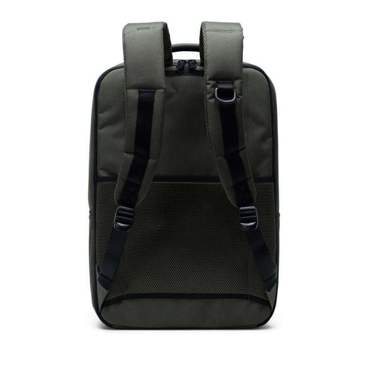 Herschel Rygsæk Travel Backpack M. Grøn 6