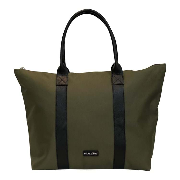 Manostiles Weekend Bag Oliven Grøn 1