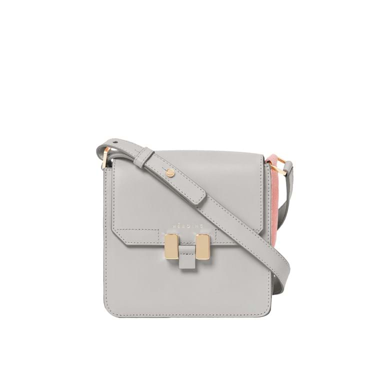 Crossbody Tilda Mini L. Grå 1