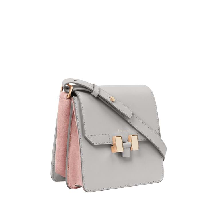 Crossbody Tilda Mini L. Grå 2