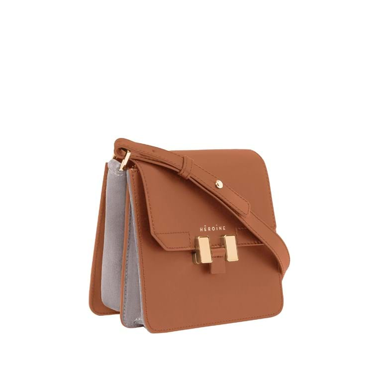 Crossbody Tilda Mini Cognac 2
