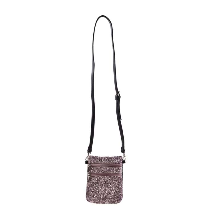 Petit by Sofie Schnoor Cross Body Glitter Lyserød 2